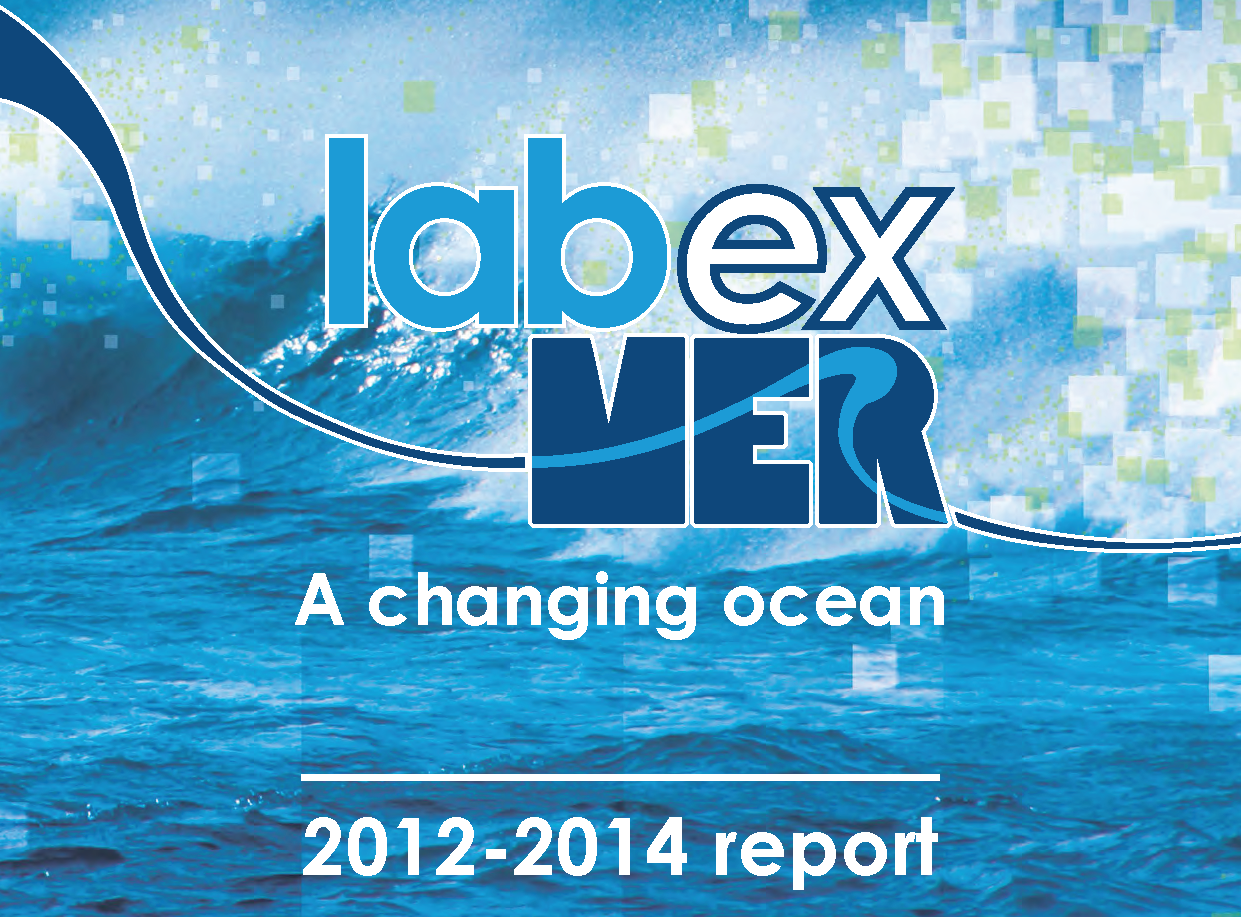 LabexMER 2012 2014 Report cover